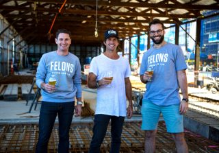 Felons Brewing unveiled
