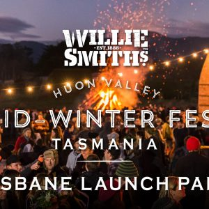 Tasmania's Huon Valley mid-winter festival arrives in Brisbane