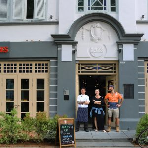 Lion opens Little Creatures Singapore
