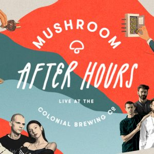 after-hours-mushroom-records-colonial-brewing