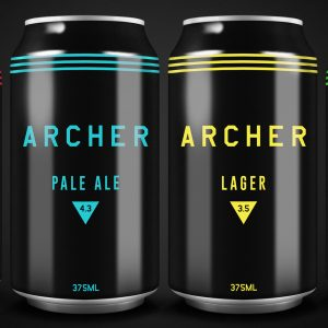 Archer Brewing showcase