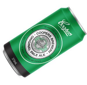 Coopers Brewery to release Original Pale Ale in cans