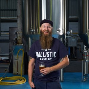 Ballistic Beer Co's Lachy Crothers on Beer is a Conversation