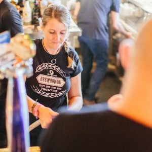 Brewoomba craft beer festival