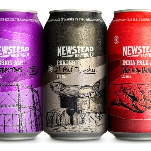 Newstead Brewing Co beer degustation dinner
