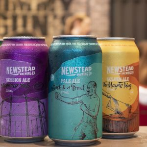 Newstead Brewing Co makes the cut with Tommy Gun's Australia
