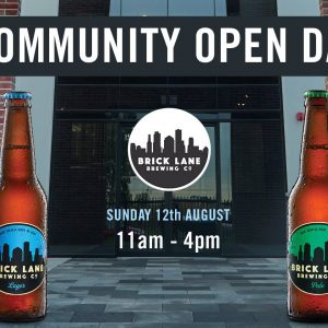 Brick Lane Brewing hosts community open day