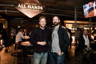 All Hands Brewing House_Media Launch