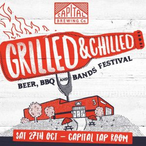SBW Grilled and Chilled Festival