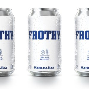 frothy-CUB-new-release