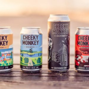 WA brewery not monkeying around