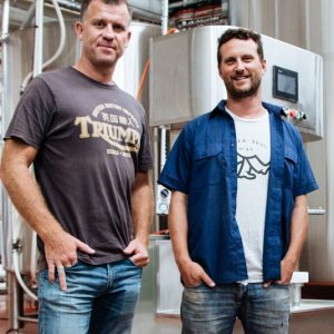 Beer is a Conversation: Steve Jeffares and Guy Greenstone