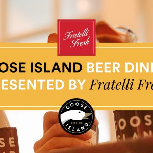SBW Goose Island partners with Fratelli Fresh