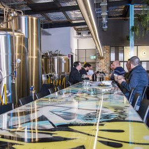 Critical success factors in owning a brewpub