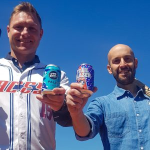 Two Birds team up with Australian Baseball