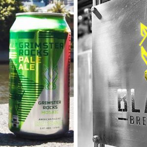 Blasta Brewing pays tribute with Grimster Rocks