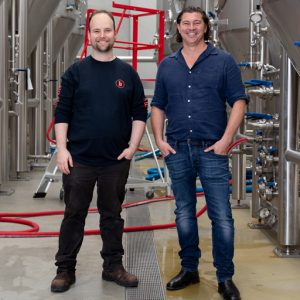 Beer is a Conversation: Paul Bowker and Jon Seltin