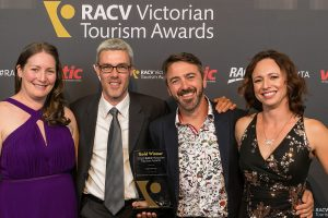 Bright Brewery RACV Vic Tourism Awards 2018