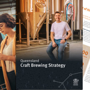 Craft Beer Strategy cover montage