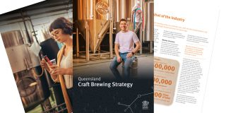 Queensland Craft Beer Strategy cover