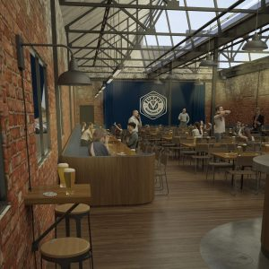 Little Creatures opens Furphy Hall