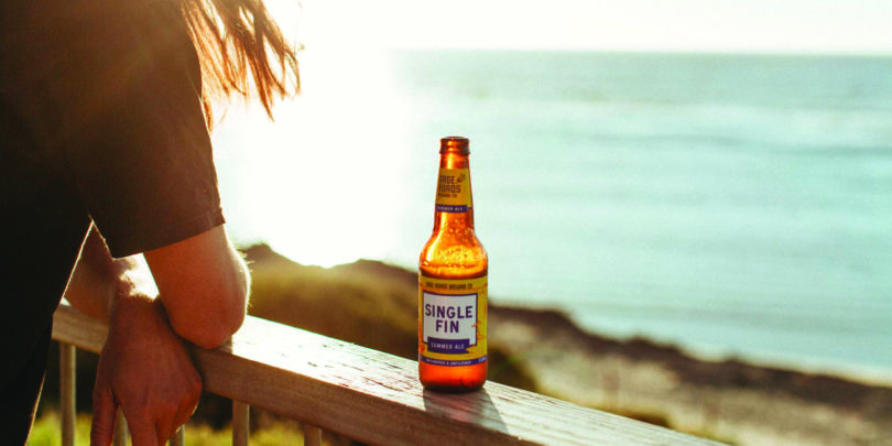 Single Fin Australia S Fastest Growing Craft Beer Brand