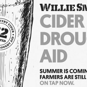 Willie Smith's Cider for Drought Aid