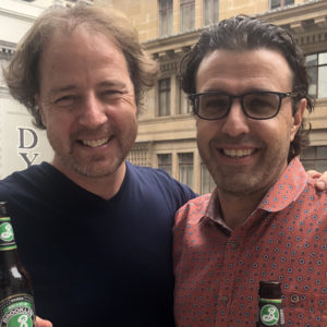 Beer is a Conversation: Brooklyn Brewery