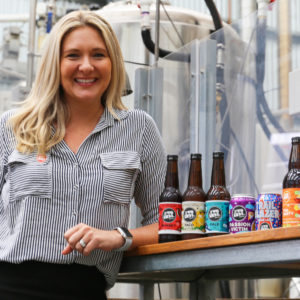 DanielleAllen-Awards-TwoBirdsBrewing