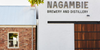 Exterior and entry-Nagambie