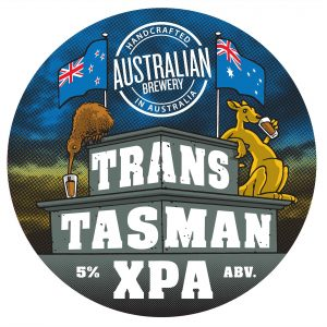 Trans Tasman Decal-Aus-Brewery