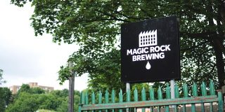 Magic Rock Brewery exterior