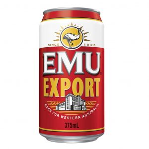Emu Export Can current