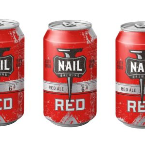 Nail brewing red ale 1