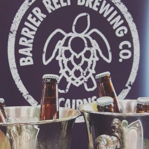 Barrier Reef Brewing beer