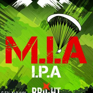 Bright Brewery MIA IPA can