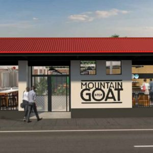 Mountain Goat Sydney exterior plans