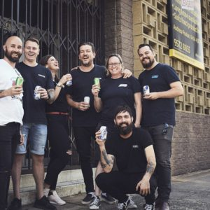 Philter team 2019 new brewery