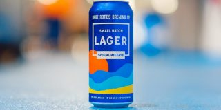 Small Batch Lager Limited Release 500ml 22