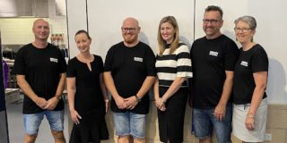 Redcliffe SHS Brewing course