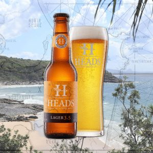 Heads of Noosa lager