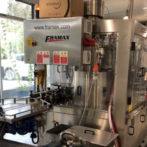 Pikes bottling line