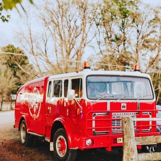 Great Hops fire engine