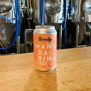 Mandarin Gose Brewpub Burnley Brewing 1