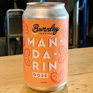 Mandarin Gose Burnley