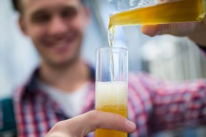 generic beer testing quality aroma