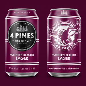 Northern Beaches Lager