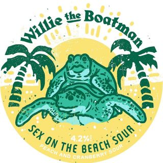 Willie the boatman sour
