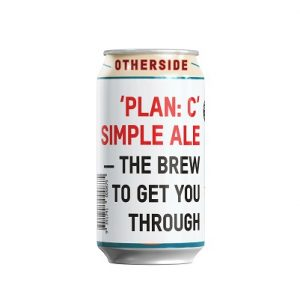 Otherside Plan C Simple Ale Coronavirus