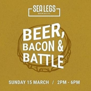 Beer, Bacon and Battle
